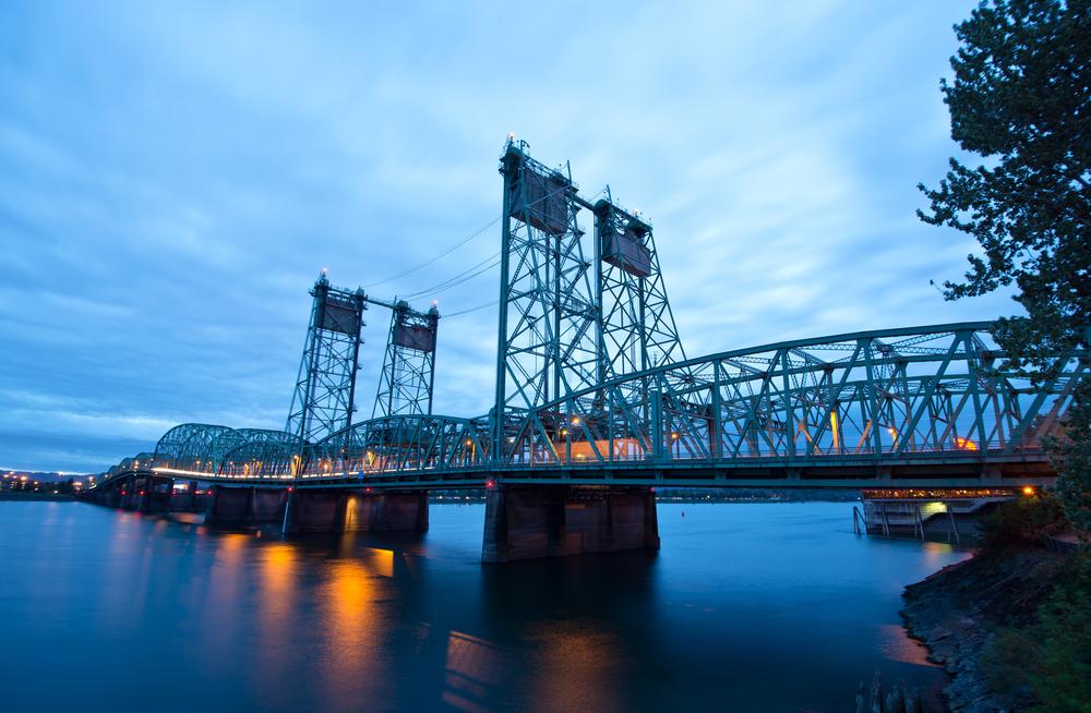 bridge hopping