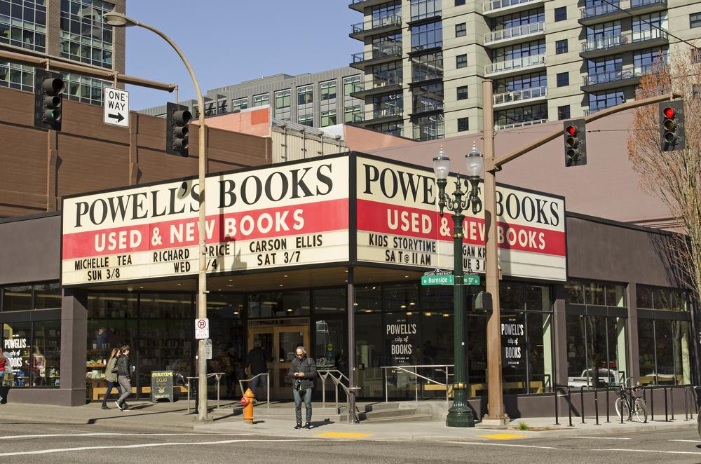 visit powell's Books