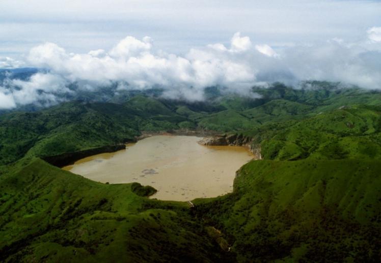 Lake Monoun, Cameroon