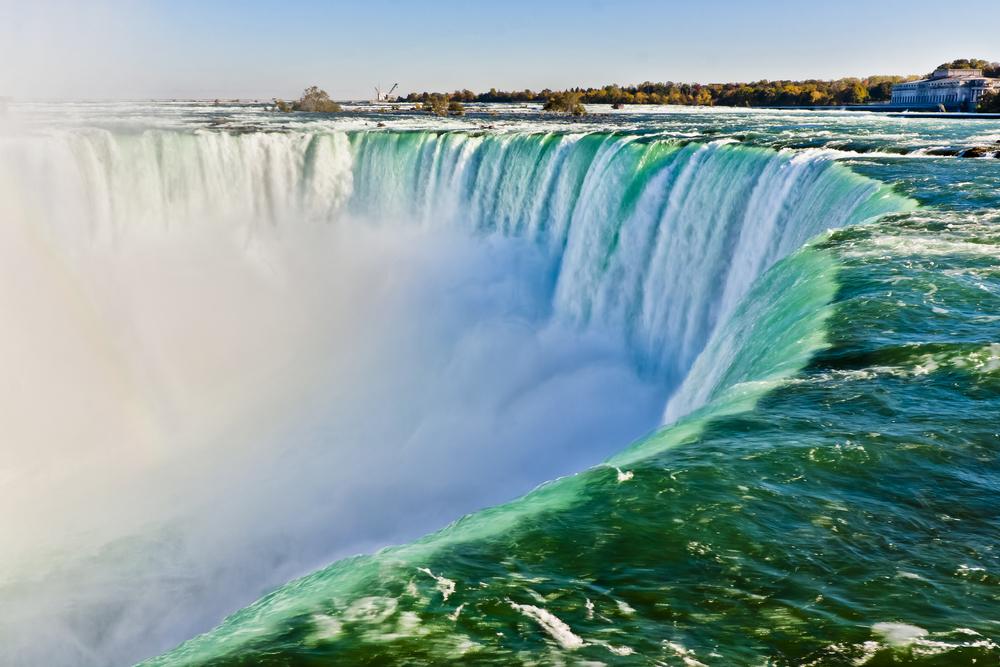 Niagara Falls, OntarioNew York
