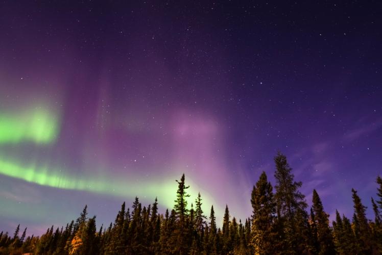 Aurora Village, Northwest Territories