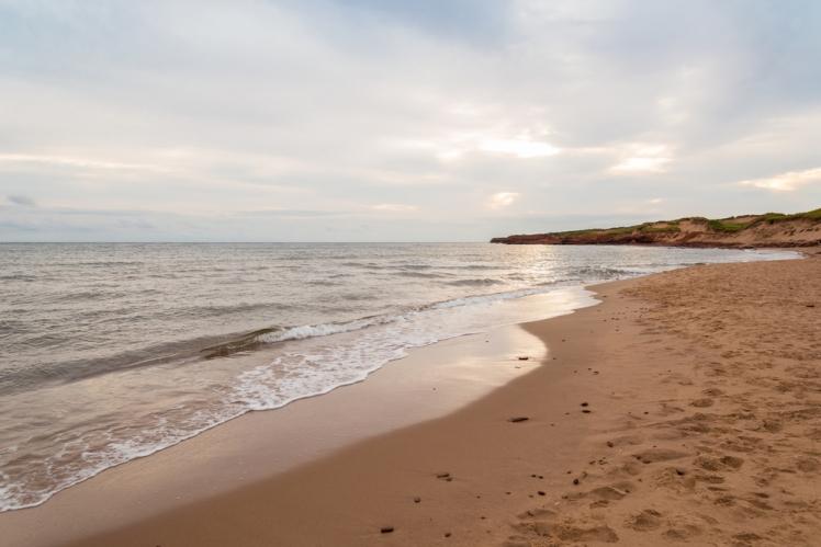 Cavendish Beach, Prince Edward Island