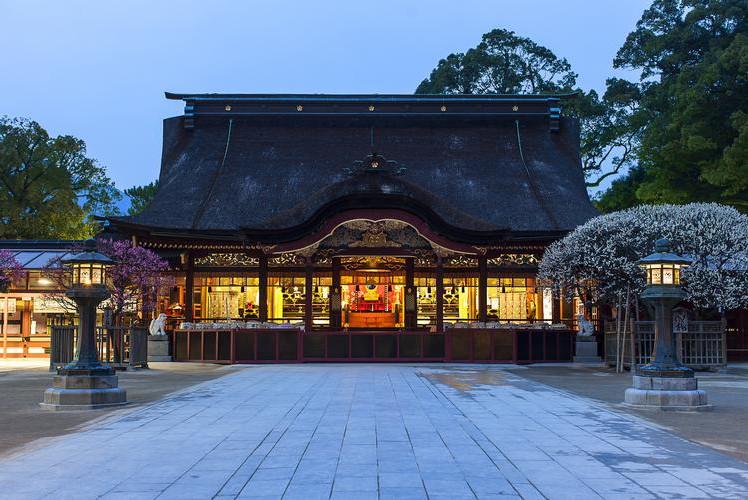 Dazaifu, Fukuoka Prefecture, Japan
