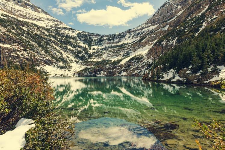 Glacier National Park, Montana, U.S.A.