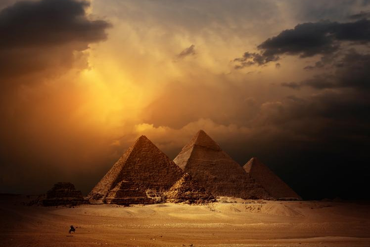 Great Pyramids, Egypt