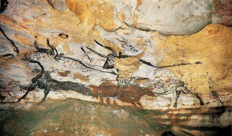 Lascaux Caves, France