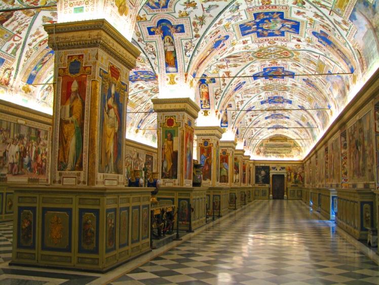 Vatican Secret Archives, Vatican City, Italy