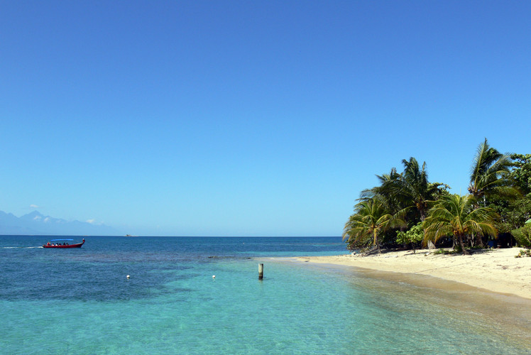 Cayos Cochinos, Honduras