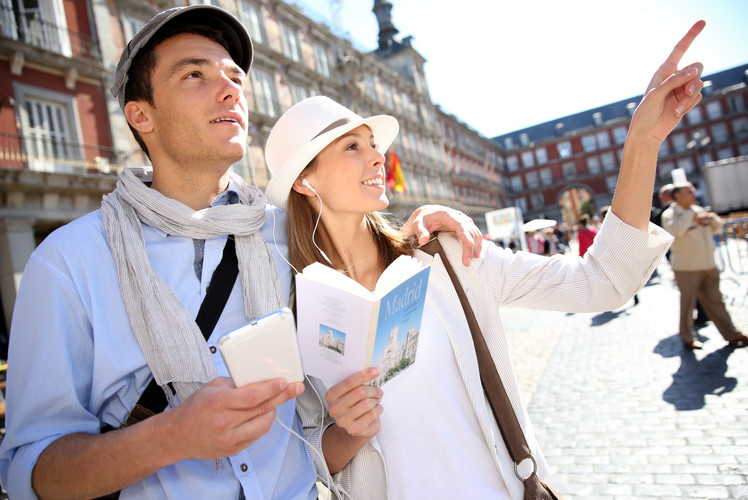 Have a travel book and phrase book