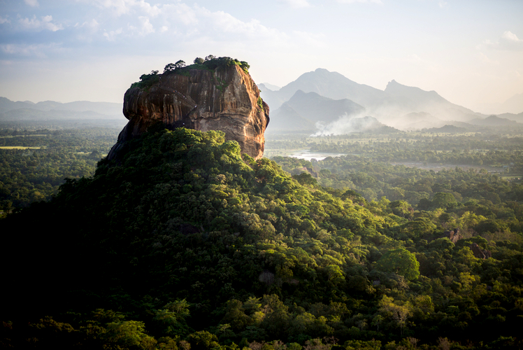 Sri Lanka - Sigiriya Fortress