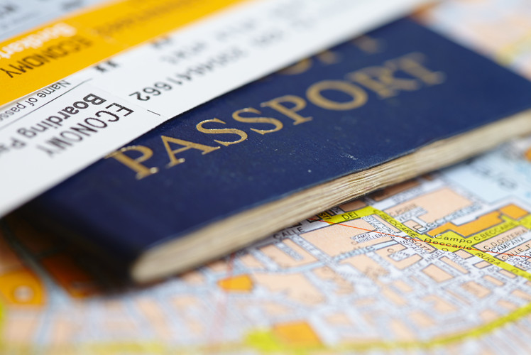 Take a photocopy of your passport
