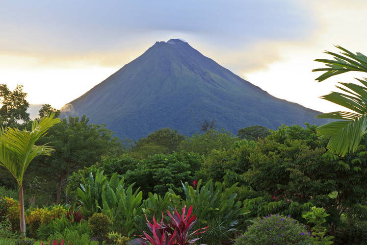 Arenal Volcano National Park , Costa Rica
