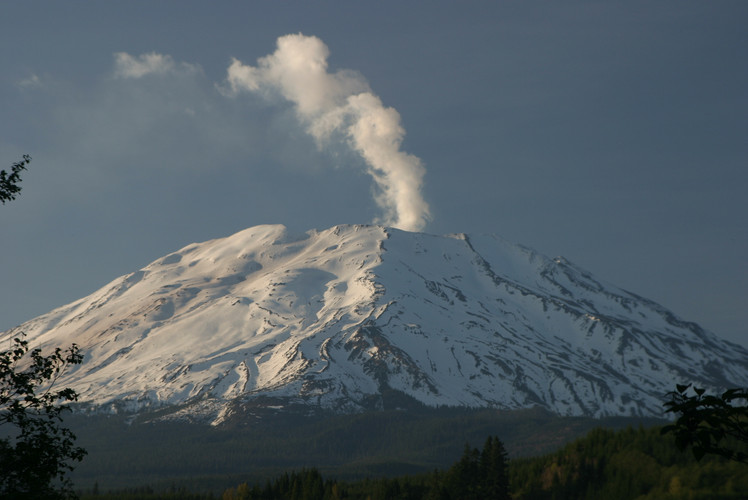 Mount St. Helens, Washington, USA