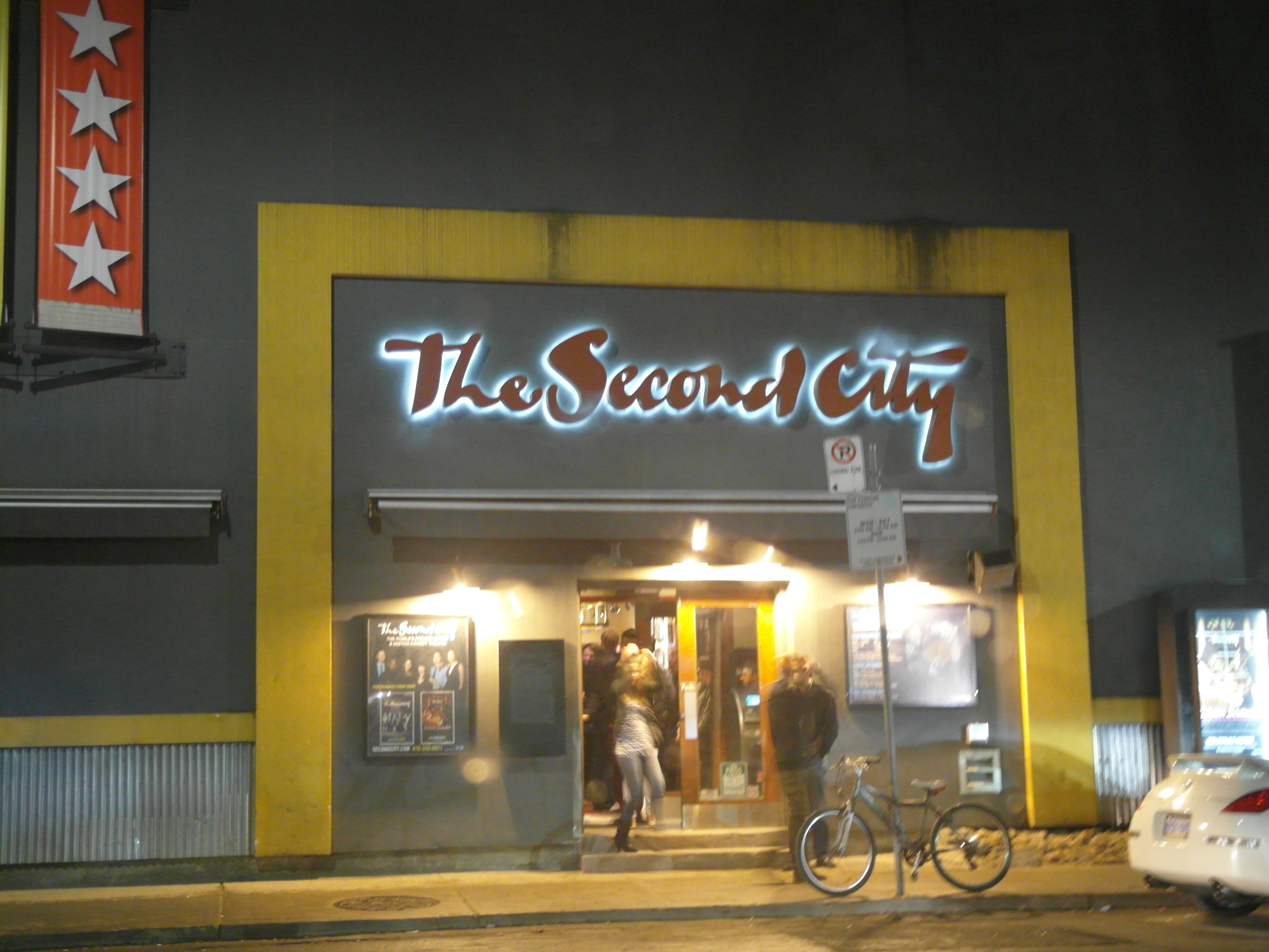See a Show at Second City