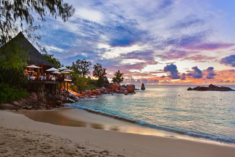 Seychelles, 277 sq. km