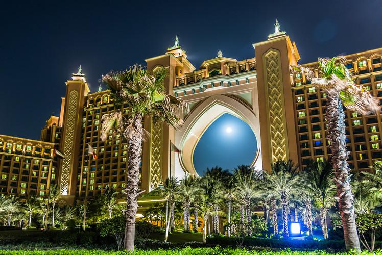 The Palm, United Arab Emirates