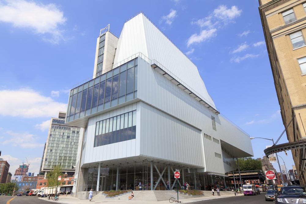 Whitney New York Museum