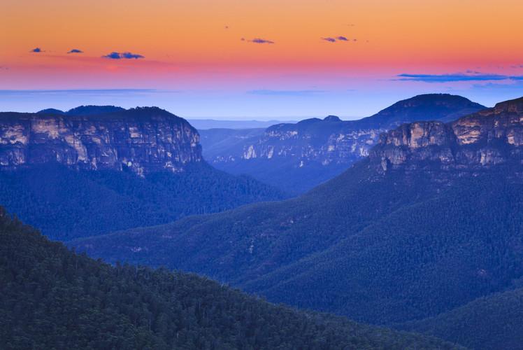 Blue Mountain, Australia