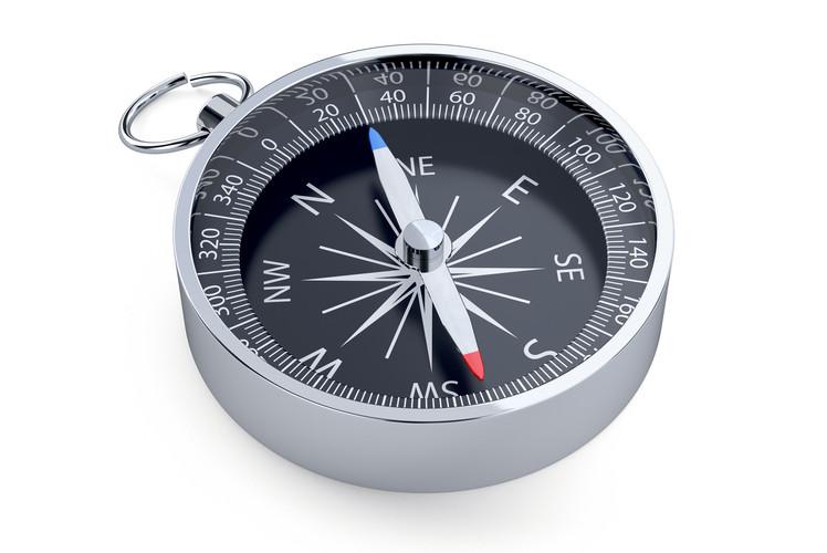 Bring a compass