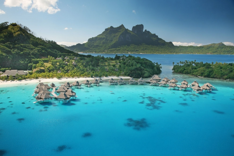 Hilton Bora Bora Nui, French Polynesia