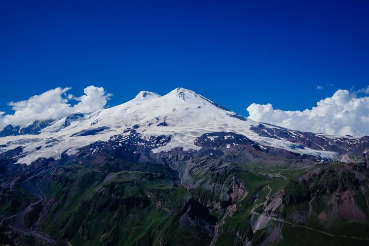 Mt. Elbrus, Russia