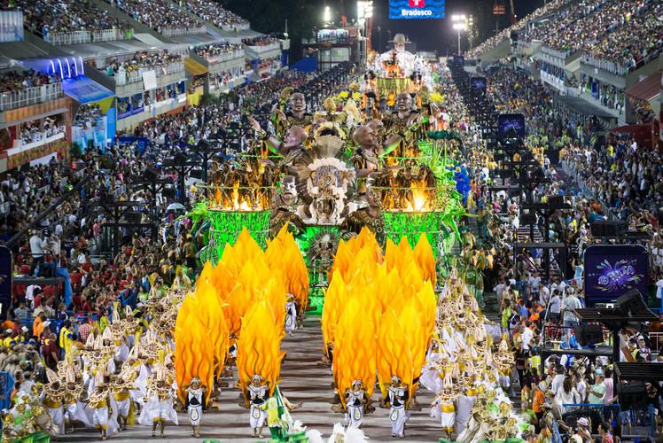 Carnival, Rio de Janeiro, Brazil