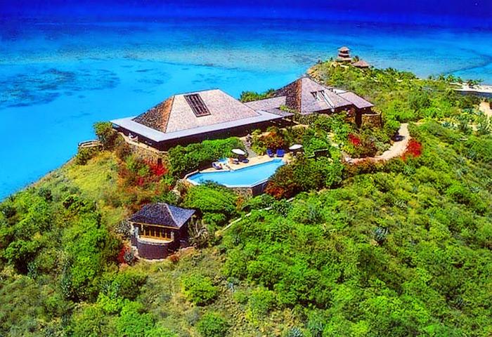 Necker Island, British Virgin Island