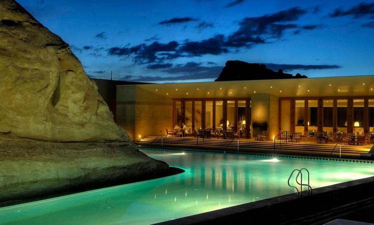 Amangiri Resort, Utah, USA
