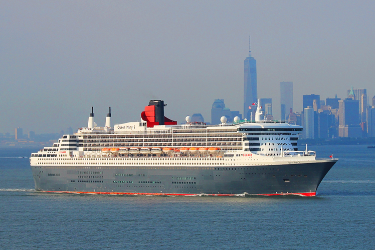 Cunard, Queen Mary 2
