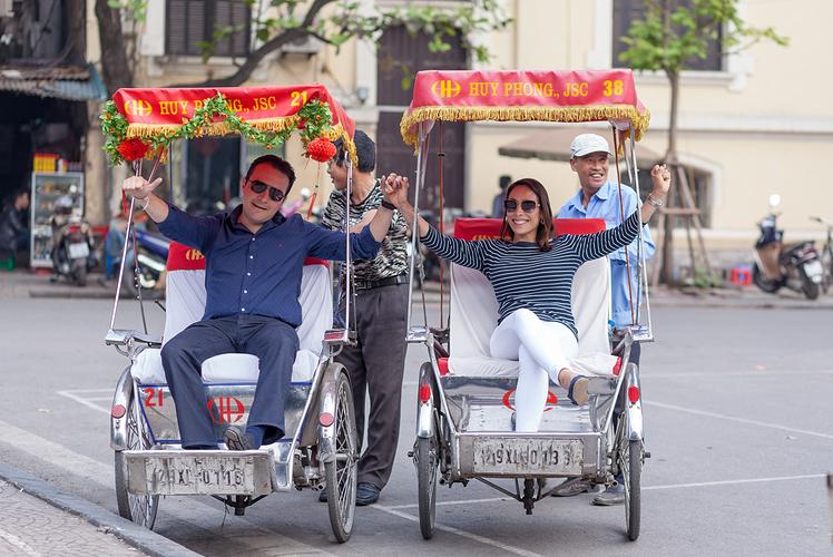 Cyclo, Vietnam