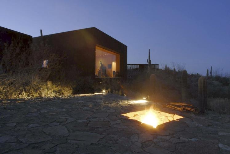 Desert Nomad House, Tucson, Arizona