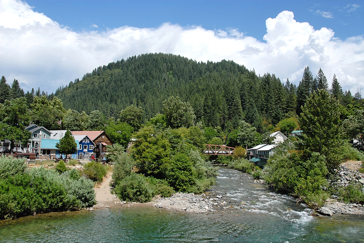 Downieville, California