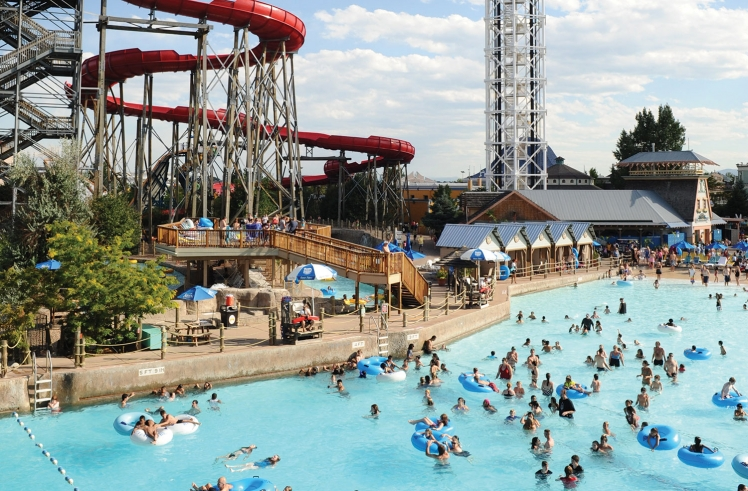 Elitch Gardens Theme & Water Park, Denver