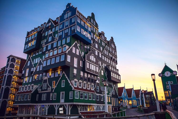 Inntel Amsterdam Zaandam, Amsterdam, Netherlands