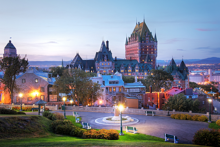 canadian summer getaways