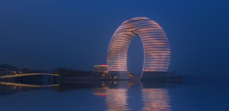 Sheraton Huzhou Hot Spring Resort, Huzhou, China