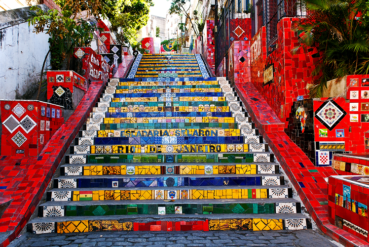 Escadaria Selarón
