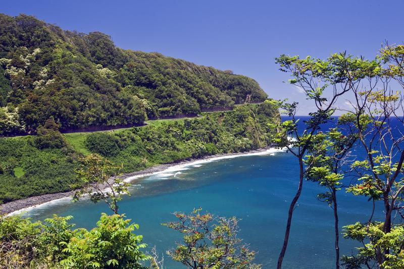 Hana Highway, Maui