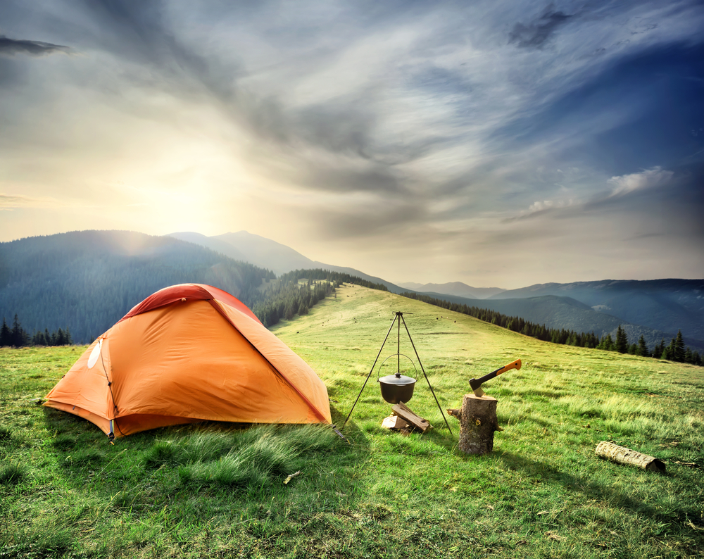 The Camping Expedition