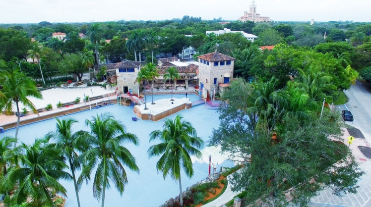 Bess Places to See in Miami, Florida - The Venetian Pool