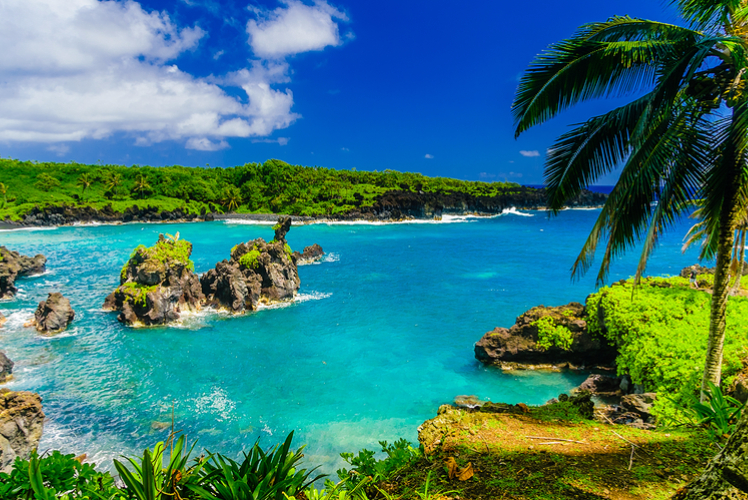 Hana Maui is one of the Top Vacation Hotspots In Hawaii
