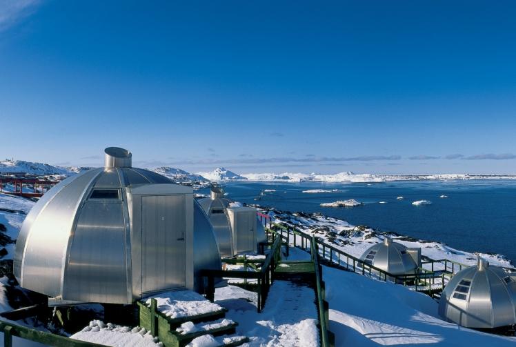 Hotel Artic, Greenland