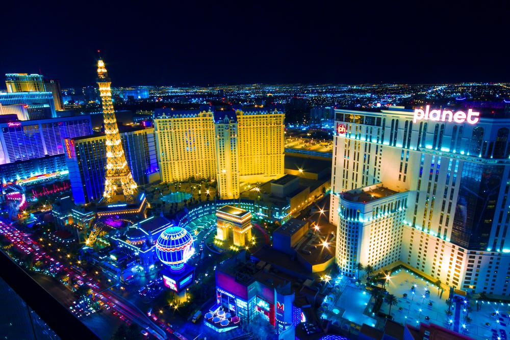 Las Vegas, USA wine