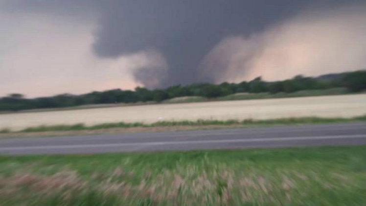 Lookeba, Oklahoma, May 24, 2011