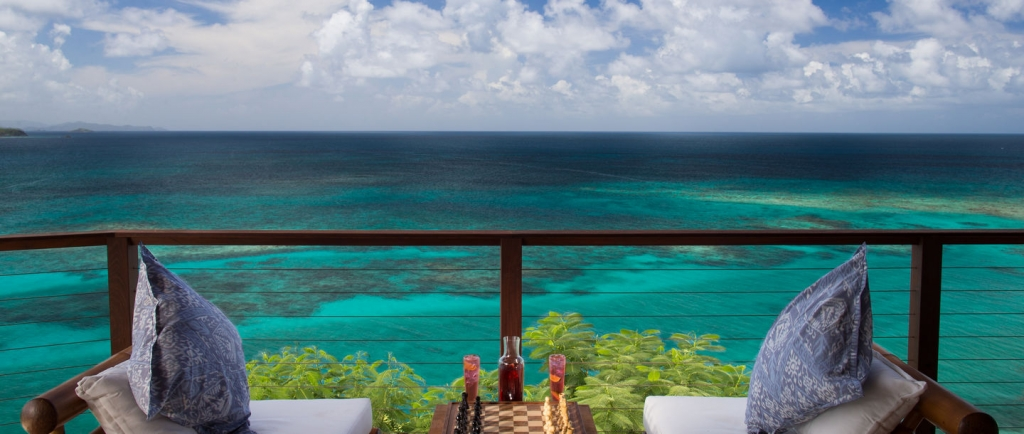 Richard Branson's Necker Island, Virgin Islands