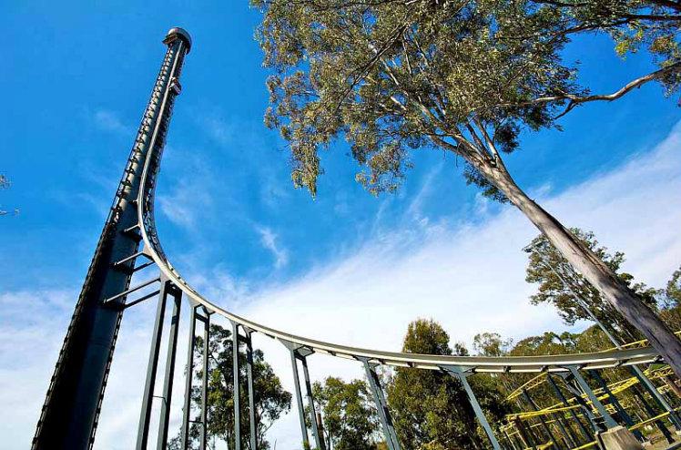 Tower of Terror II, Dreamworld, Queensland, Australia