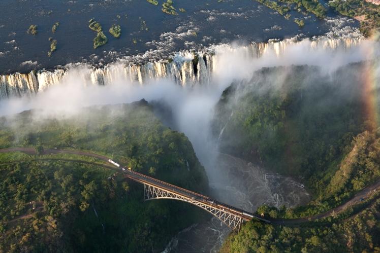 Victoria Falls, Zimbabwe Zambia