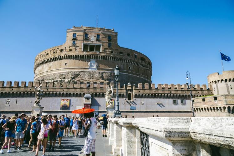 Cruises to Rome