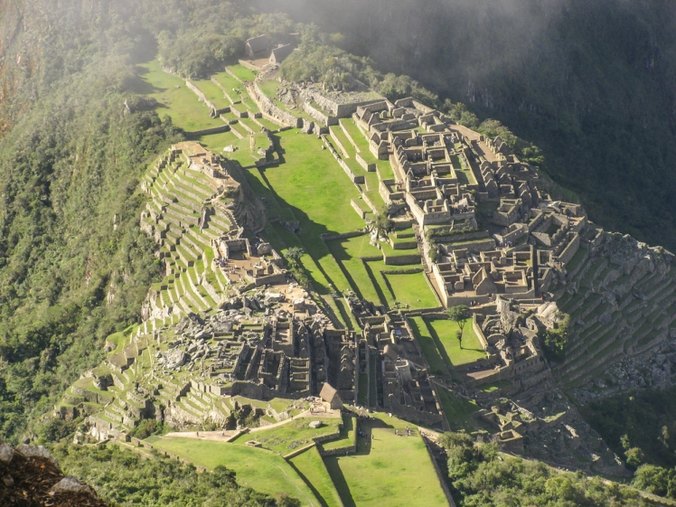 Top Vacation Hotspots in Peru - Machu Picchu
