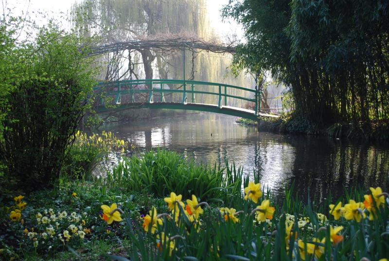 21. Monet's Garden, Givenchy, France